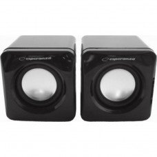 Boxe 2.0 ESPERANZA Leggiero EP111 Cube USB - 2 x 3W