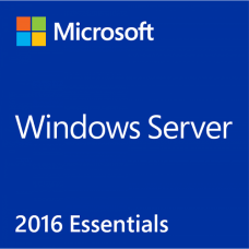 Windows Server 2016 Essentials 64bit English/ 25 user, 2 CPU