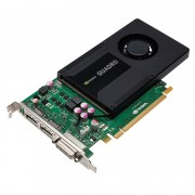 Placa video nVidia Quadro K2000 2GB, GDDR5 128-Bit, 2 x DisplayPort, DVI