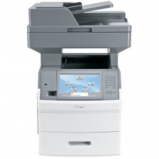 Multifunctionala Laser Lexmark X656de, 55 ppm, Monocrom, Scaner, Copiator, Fax, USB, Retea, Duplex