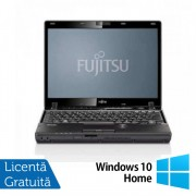 Laptop Refurbished FUJITSU Lifebook P772, Intel Core i5-3320 2.60 GHz, 8GB DDR3, 240GB SSD, DVD-RW + Windows 10 Home