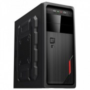 Sistem PC Interlink Home Video V3, Intel Core I7-2600 3.40 GHz, 4GB DDR3, HDD 1TB, GeForce GT 605 1GB, DVD-RW