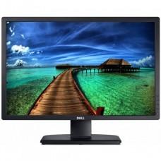 Monitor DELL U2412M, LED, Panel IPS, 24 inch, 1920 x 1200 WUXGA, VGA, DVI, 5 Porturi USB, Widescreen