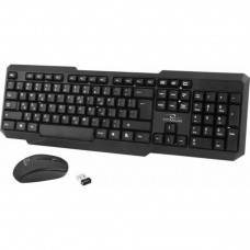 Kit Tastatura + Mouse Wireless TITANUM MEMPHIS TK108 USB + CADOU