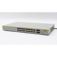 Switch Allied Telesis AT-8326GB, 24 porturi Fast Ethernet