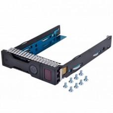 Caddy / Sertar pentru HDD server HP Gen8/Gen9, 3.5 inch, LFF, SAS/SATA