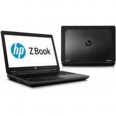 Laptop HP Zbook 15, Intel Core i7-4800MQ 2.70GHz, 16GB DDR3, 240GB SSD, DVD-RW, 15 Inch