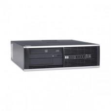 Calculator HP 6000 SFF, Intel Celeron E3400 2.60GHz, 4GB DDR3, 250GB SATA, DVD-ROM