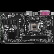 Placa de baza Asrock H81 Pro BTC R2.0, Socket 1150, Form Factor ATX