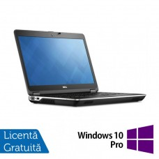 Laptop DELL Latitude E6440, Intel Core i5-4200M 2.50GHz, 8GB DDR3, 500GB SATA, DVD-RW, 14 inch + Windows 10 Pro
