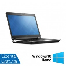Laptop DELL Latitude E6440, Intel Core i5-4200M 2.50GHz, 8GB DDR3, 500GB SATA, DVD-RW, 14 inch + Windows 10 Home