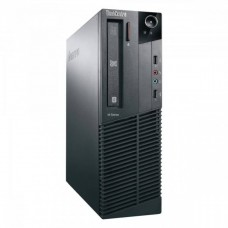 Calculator LENOVO ThinkCentre M81 Desktop, Intel Core i3-2100 3.10GHz, 4GB DDR3, 250GB SATA, DVD-ROM