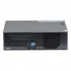 Calculator Fujitsu E7936 SFF, Intel Pentium E5500 2.80GHz, 4GB DDR3, 250GB SATA, DVD-ROM