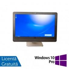 All In One DELL 9010 23 inch, Intel Core i5-3570s 3.10GHz, 4GB DDR3, 250GB SATA, DVD-RW + Windows 10 Pro