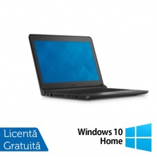 Laptop DELL Latitude 3350, Intel Core i5-5200U 2.20GHz, 8GB DDR3, 120GB SSD, 13 inch + Windows 10 Home