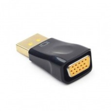 ADAPTOR GEMBIRD DisplayPort la VGA (T/M), A-DPM-VGAF-01