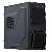 Sistem PC  Junior, Intel Core i3-3220 3.30GHz, 16GB DDR3, 120GB SSD + 1TB SATA, Placa video Nvidia Geforce GT710 2GB, DVD-RW, CADOU Tastatura + Mouse