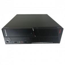 Calculator LENOVO ThinkCentre A58 SFF, Intel Core2 Quad Q6600 2.40GHz, 2GB DDR2, 160GB SATA, DVD-RW