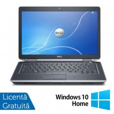 Laptop DELL Latitude E6430, Intel Core i5-3320M 2.60GHz, 16GB DDR3, 240GB SSD, DVD-RW, 14 Inch + Windows 10 Home