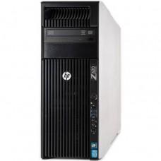 Workstation HP Z620, 1x Intel Xeon E5-1620 3.60GHz-3.80GHz Quad Core 10MB Cache, 32GB DDR3 ECC, 240GB SSD + 1TB HDD, nVidia Quadro 4000/2GB GDDR5