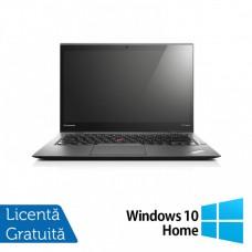 Laptop Lenovo ThinkPad X1 CARBON, Intel Core i5-3427U 1.80GHz, 8GB DDR3, 180GB SSD, 14 Inch + Windows 10 Home