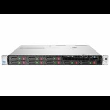Server HP ProLiant DL360e G8, 1U, 2x Intel Octa Core Xeon E5-2450L 1.8 GHz-2.3GHz, 48GB DDR3 ECC Reg, 2x 600GB + 2x 900GB SAS/10k, Raid Controller HP SmartArray P822/2GB, iLO 4 Advanced, 2x Surse HOT SWAP