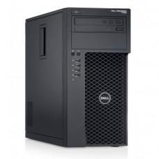 Workstation Dell Precision T1700, Intel Xeon Quad Core E3-1270 V3 3.50GHz - 3.90GHz, 16GB DDR3, 256GB SSD + 1TB HDD, nVidia Quadro K2000/2GB, DVD-RW