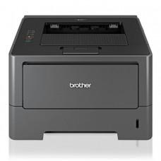 Imprimanta Laser Monocrom Brother HL-5450DN, A4, 38ppm, Duplex, Retea, USB, Cuptor Reconditionat (Film si Rola Presure Noi)