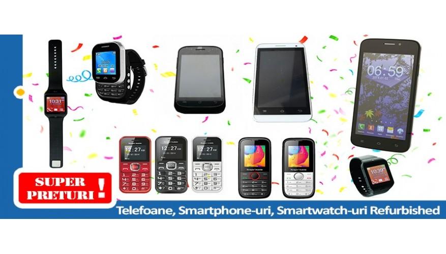 Telefoane, Smartphone-uri, Smartwatch-uri si Tablete